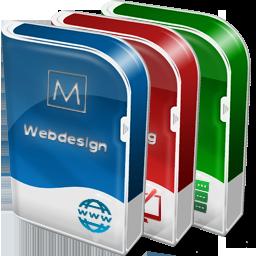 Webdesign, Gestaltung, Hosting