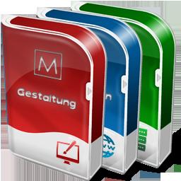 Gestaltung, Hosting, Webdesign